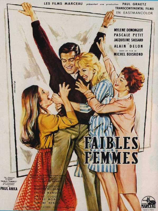 Débiles mujeres (1959)