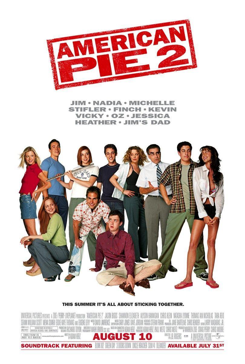 American Pie Presenta Una Fiesta De Pelotas american pie 6: fraternidad beta (2007) | el cine de manolo