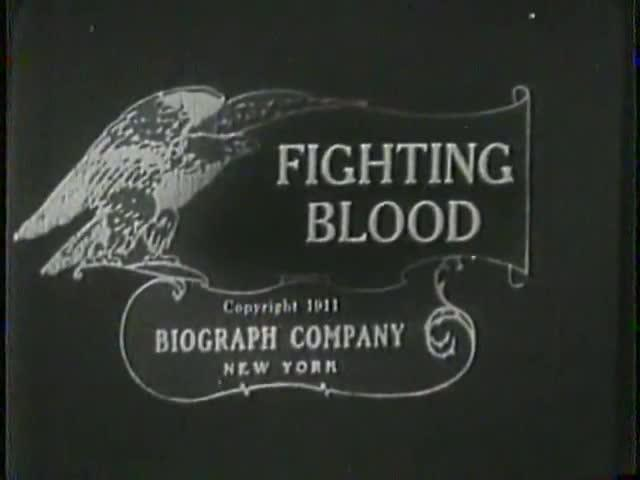 Fighting Blood (1911)